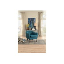 Accent Chair, Blue