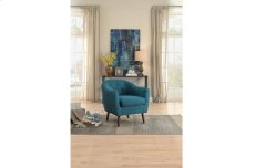 Accent Chair, Blue Product Image