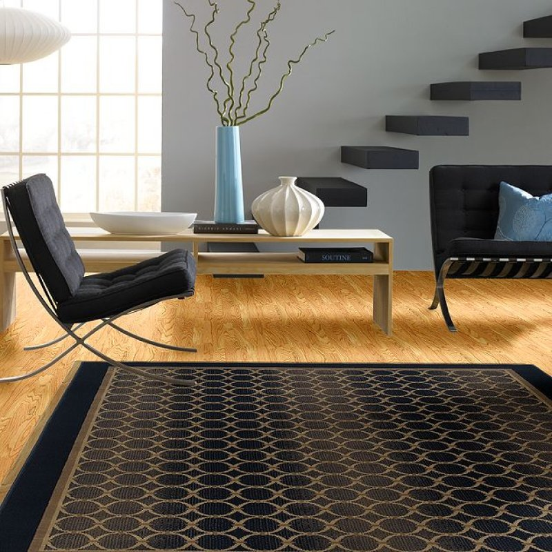 Ebony Soho Custom Length Runner Rug 2 7 X