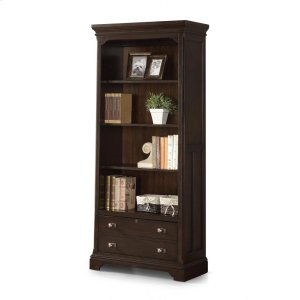 FlexsteelWalnut Creek File Bookcase
