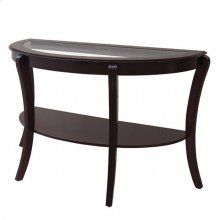 Finley Semi-oval Table