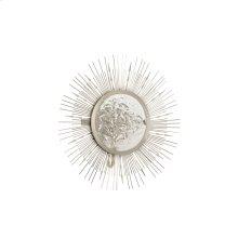 Shine Sconce - Nickel