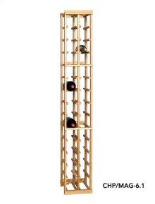 Apex 6' Magnum/Champagne Column Modular Wine Rack