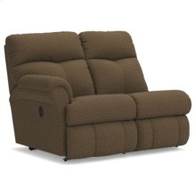 Sheldon La-Z-Time® Right-Arm Sitting Reclining Loveseat