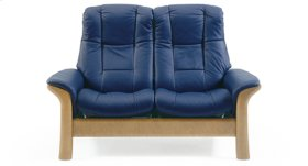Stressless Windsor Highback Medium Loveseat