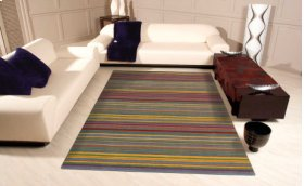 Skyland Sky02 Strip Rectangle Rug 2'6'' X 4'