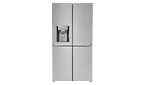 23 cu. ft. Smart wi-fi Enabled French Door Counter-Depth Refrigerator