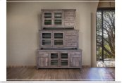 "60"" TV Stand w/3 Drawers, 2 door w/2 shelves"