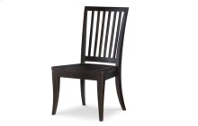 Everyday Dining by Rachael Ray Slat Back Side Chair - Peppercorn