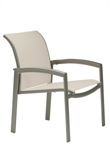 Elance Relaxed Sling Dining Chair