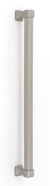 Cube Appliance Pull D985-18 - Satin Nickel
