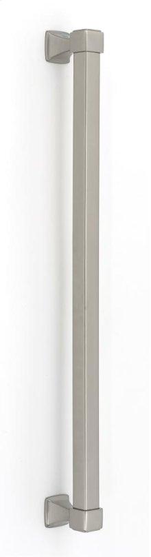 Cube Appliance Pull D985-18 - Satin Nickel