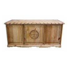 Rope Executive Desk W/star