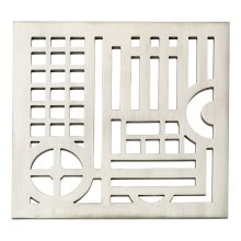 DECO LINE STYLEDRAIN TRIM GRID ONLY