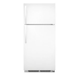 16.3 Cu. Ft. Top Freezer Refrigerator - WHITE