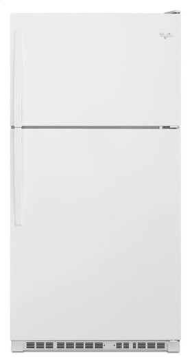 33-inch Wide Top Freezer Refrigerator - 20 cu. ft.