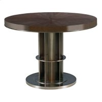 LINDSEY ADJ.HT COUNTER DINING TABLE COMPLETE Product Image