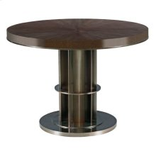 LINDSEY ADJ.HT COUNTER DINING TABLE COMPLETE