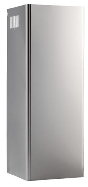Optional Non-Ducted Flue Extension for B56 or B57 Range Hoods in Stainless Steel