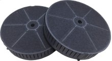 Charcoal / Carbon Filter (set of 2) HVREC5UC