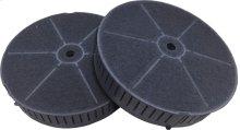 Charcoal / Carbon Filter (set of 2) HVREC5UC