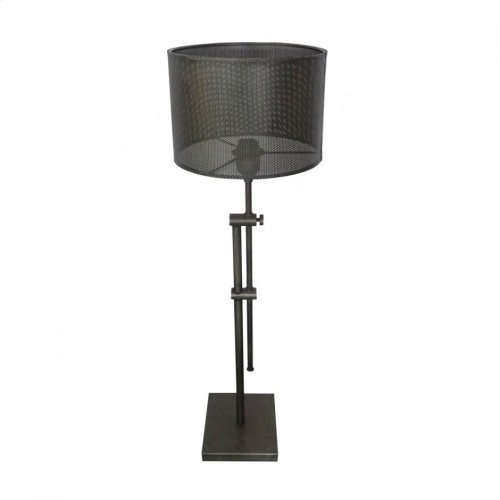Gilbert Table Lamp Grey