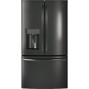 GEGE(R) ENERGY STAR(R) 22.2 Cu. Ft. Counter-Depth French-Door Refrigerator