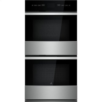 "NOIR 27"" Double Wall Oven with MultiMode(R) Convection System, NOIR"