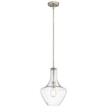 Everly Collection Pendant 1 Light NI