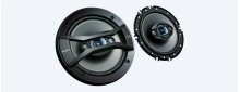 "6""1/2 (16 cm) 4-way Speakers"