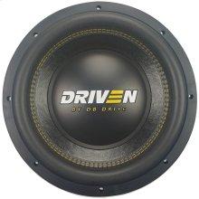 """DX12 12"""" 2,000-watt Subwoofer"""