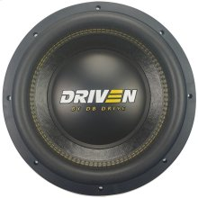 "DX12 12"" 2,000-watt Subwoofer"