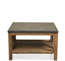 Weatherford Table Top 101 lbs Reclaimed Natural Pine finish