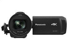 "4K Camcorder, 24X LEICA DICOMAR Lens, 1/2.5"" BSI Sensor, Three O.I.S. Stabilizer Systems, HDR Mode, Wireless Multi-Camera Capture - HC-VX1K"