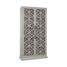 HONEYCOMB DISPLAY CABINET