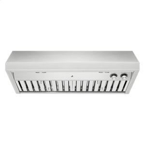 "Jenn-AirPro-Style® 36"" Professional Low Profile Under Cabinet Hood"