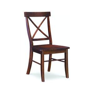 JOHN THOMAS FURNITUREX-Back Chair in Espresso