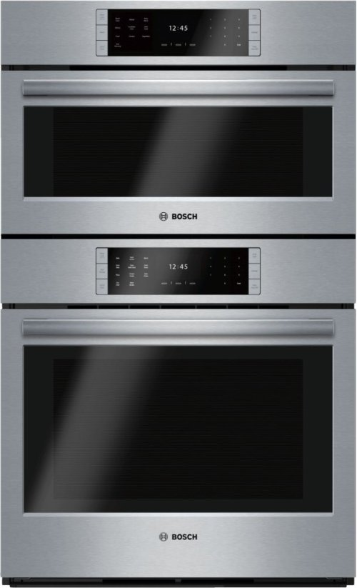 "Benchmark Series, 30"" Combo, Upper: Steam Convection, Lower: EU Conv, TFT Touch Control"