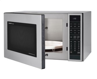 Carousel Countertop Convection + Microwave Oven 1.5 cu. ft. 900W Stainless Steel