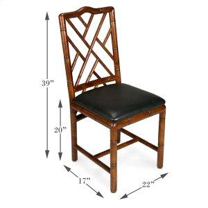 Sarreid LtdBrighton Bamboo Side Chair