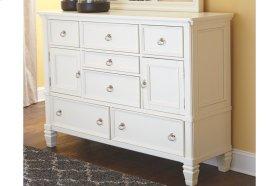 Prentice  Furniture Collection Vintage Casual King Bedroom Set