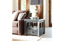 Tower Suite - Moonstone Finish End Table