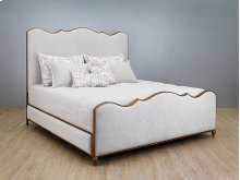 Evans Upholstered Bed