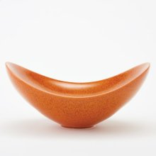 Swoop Bowl-Orange