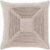 """Akira AKA-006 18"""" x 18"""" Pillow Shell with Down Insert"""