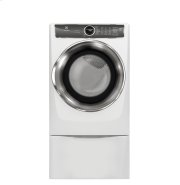 Front Load Perfect Steam Gas Dryer with PredictiveDry and Instant Refresh - 8.0. Cu. Ft. Product Image