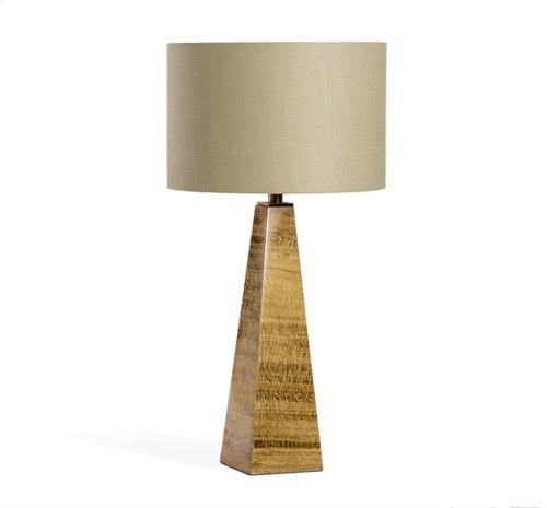 Maddox Lamp - Coffee/ Antique Brass