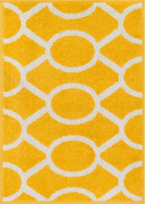 Lemon / Ivory Rug