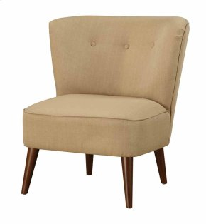 Accent Chair Gold