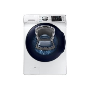 5.0 cu. ft. AddWash™ Front Load Washer in White -